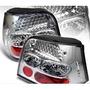 Focos Altezza Con Led Vw Golf 99-07 A4