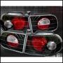 Honda Civic 92-95 Focos Altezza Fondo Negro