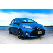 Neblineros Toyota Yaris Sport 2014-2015 Kit Instalacion