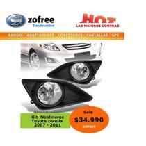 Kit Neblineros Toyota Corolla 2007 - 2011
