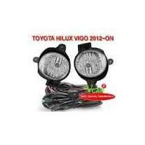Kit Neblinero Toyota Hilux Vigo 2012 Al 2013
