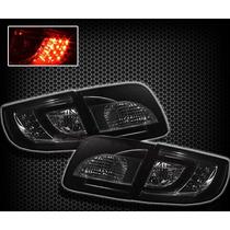 Focos Negros Con Led Mazda 3 Sedan
