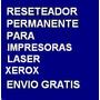 Desbloqueador Reset Xerox Wc3140 Wc-3140 Envio Gratis