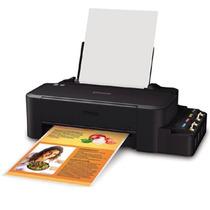 Impresora Epson L120 Sistema Continuo Para Sublimacion 240cc