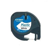 Cintas Plasticas Para Rotuladoras Dymo Letratag