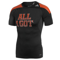 Polera Camiseta Adidas M60514 Men Techfit Compression Cool G