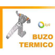Buzo Termico Sauna Para Yoga, Trote, Bicicleta, Etc.