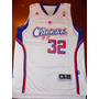 Blake Griffin Los Angeles Clippers Blanca - Camiseta Nba