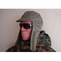 Gorro De Invierno De Ejercito Aleman Bundeswehr Color Oliva