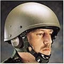 Casco Militar, Paracaidista Britanico Balistico Original