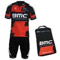 Conjunto Original Equipo Bmc Racing. Marca Pearl Izumi