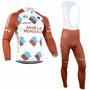Tricota Y Calza Termica Team Ag2r La Mondiale