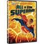 Dvd All Star Superman- Dc-navidad-dia Padre-niño-madre
