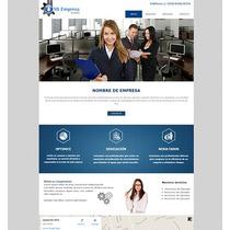 Página Web Html5 - Incluye Hosting Y Correo: $40.000 Anual