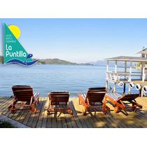 Cabañas En Lago Rapel, Orilla De Lago, Marina, Piscina