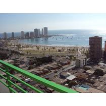 Depto Diario Amoblado Vista Al Mar Playa Cavancha