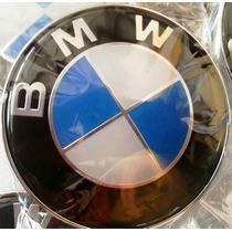 Bmw, Logos O Emblemas Nuevos Capot Y Maletero