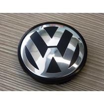 Tapas Centrales Para Llantas Con Logo Volkswagen