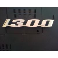 Logo 1300 - Vw Escarabajo - Metal