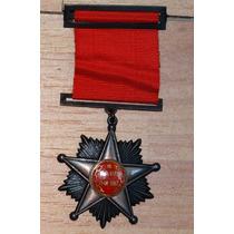 Medalla 10 Años Gobierno Militar, Ejercito De Chile