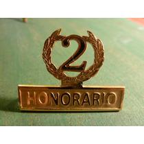 Barra Bomberos Honorario Nº2
