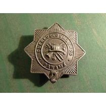 Medalla De Bomberos Panamá