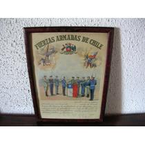 Antiguo Juramento A La Bandera Fuerzas Armadas Año 1941