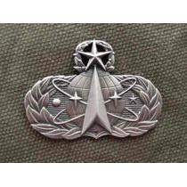 Insignia (emblema) Master De Operaciones Espaciales Usaf