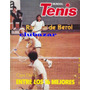 Revista Tenis Mundial Chile Hans Gildemeister Marzo 1981