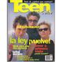 La Ley Beto Cuevas Antigua Revista Teen Chile Julio 2000