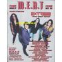 Extreme Antigua Revista Meat Octubre 1992 Hecha En Canada