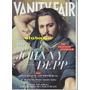 Johnny Depp Revista Vanity Fair Hecha En Usa Enero 2011
