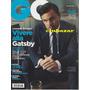 Leonardo Di Caprio Revista Gq Hecha En Italia Abril 2013