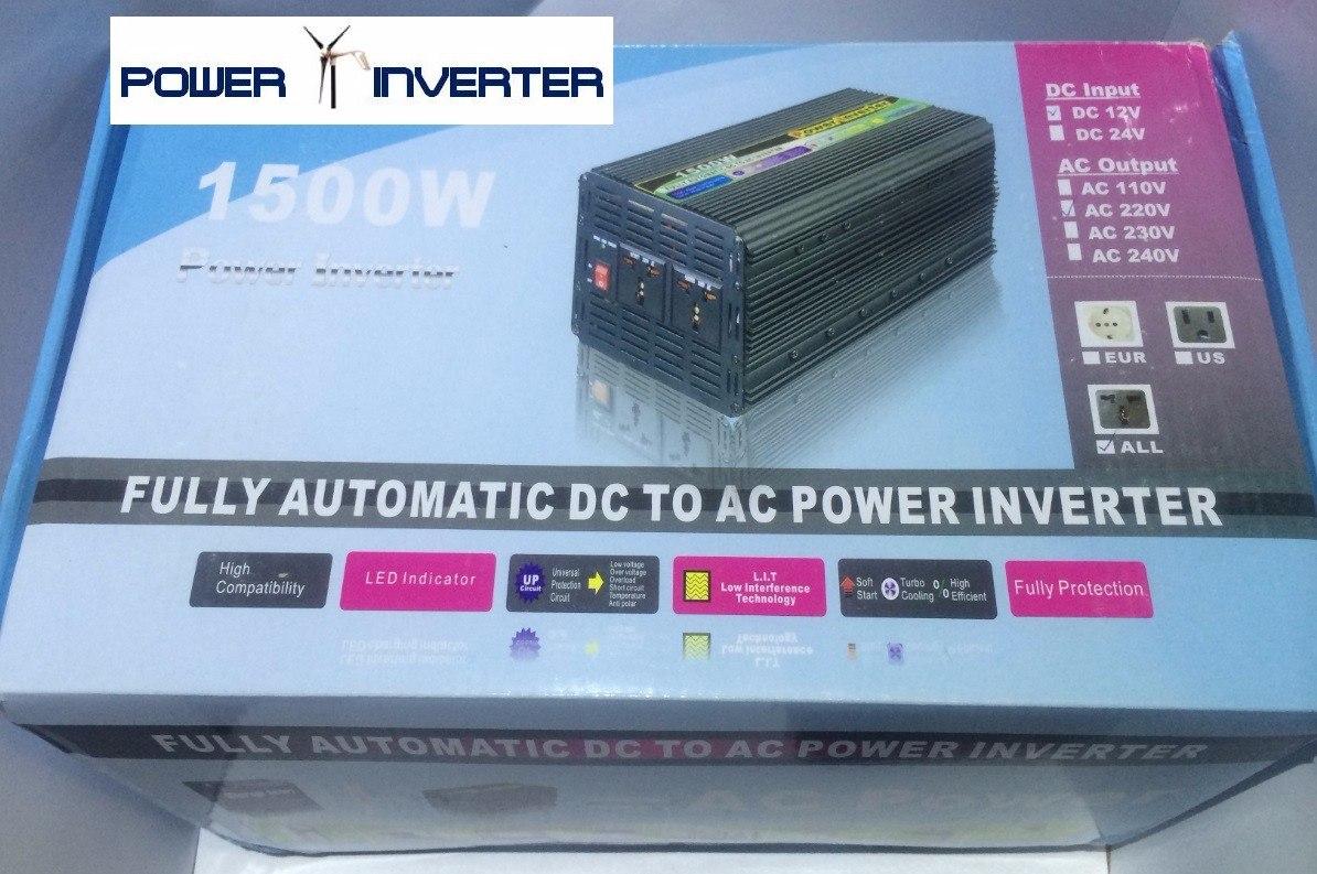 Inversor 12v a 220v Inversor Voltaje 12v/220v
