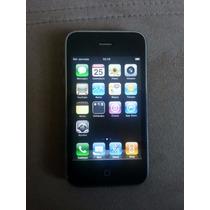 Iphone 3g 8gb Negro Con Caja, Manuales Y Cargador Original