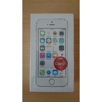 Iphone 5s 16 Gb Silver Nuevo Y Sellado.