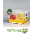Oferta!! Jaula Hamster 1 Piso Con Tubos Full Equipo Colores