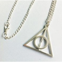 Colgante Harry Potter: Las Reliquias De La Muerte