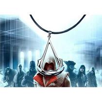 Collar Colgante De Juego Assassin`s Creed Altair Ezio