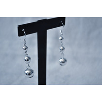 Aros Plata Colgantes (anillos,cadena,bvlgari)