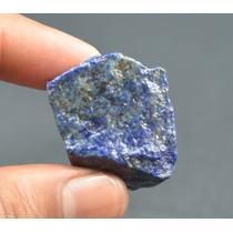 Lapis Lazuli En Bruto Natural De Mina 31 X 27 X 24 Mm