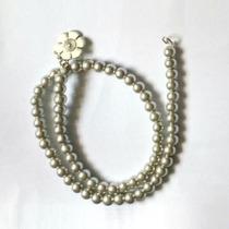 Hermoso Collar Concha Perlas (nácar)