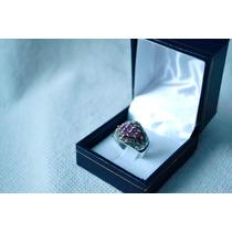 Anillo Plata Piedras Naturales (cadenas,aros,pulseras)