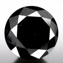 Diamante Moissanita Negra
