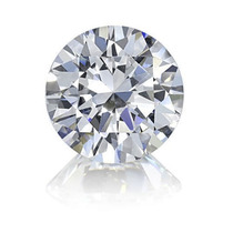 Diamante Corte Brillante De 15 Pts Certificado