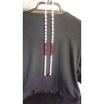 Original/moderno Collar Nuevo-perlas Río C Piedras-multiuso