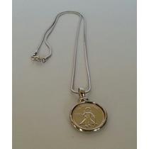 Cadena Con Medalla De El Principito (le Petit Prince)