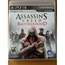 Assassin S Creed - Brotherhood - Ps3 - Playstation 3