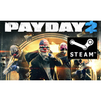 Payday 2 Gift Card Steam Chile