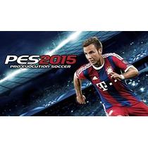 Pro Evolution Soccer 2015 Pc Steam Gift Card